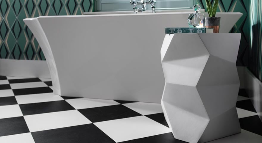 black-white-checkered-bathroom